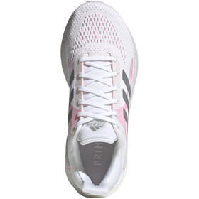 adidas Solar Glide 3 Shoes Women, footwear white/silver metal/fresh candy